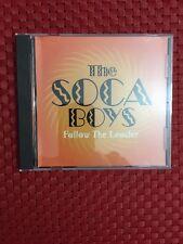 The Soca Boys Follow The Leader Maxi-singles CD (2000)