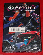 Martian Successor Nadesico - Chronicle 3: Danger Zones (DVD, 2001) R1 BRAND NEW