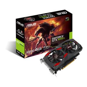 Gaming Grafikkarte ASUS GeForce GTX 1050 Ti Cerberus Advanced 4GB GDDR5 HDMI DP
