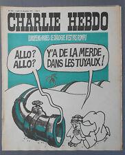 ►CHARLIE HEBDO N°160  - DECEMBREE 1973 - CABU