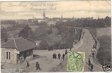 Luxembourg  - Entrée de la ville   (G9878)