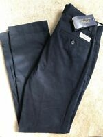 """RALPH LAUREN POLO DARK BLUE STRETCH SLIM FIT CHINOS TROUSERS PANTS - 30"""" - NEW"""