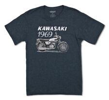 Kawasaki Heritage Mach III s/s T-Shirt - Size X-Large - Genuine Kawasaki - New