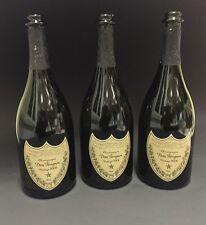 3x dom perignon vintage 2006 0,75l flacon vide deco Champagne