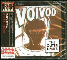 Voivod The Outer Limits Japan CD new