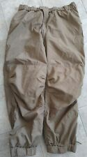 United States Marine Corps Pantalones de clima frío extremo Coyote feliz traje mediano regular Usa Primaloft