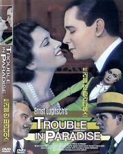 Trouble in Paradise (1932) Ernst Lubitsch / Miriam Hopkins DVD NEW *FAST SHIP