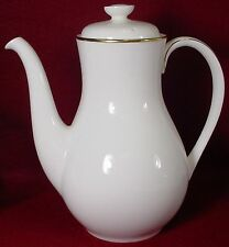ROYAL DOULTON china ALICE H5122 pattern COFFEE POT with LID