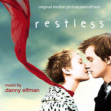 cd Restless Danny Elfman limited edition sealed soundtrack score