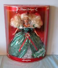 NEVER REMOVED FROM BOX 1995 HAPPY HOLIDAY BARBIE DOLL