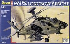 04420 Kit Revell 1/48 AH-64D Longbow Apache