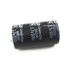 1PCS 2.7V 500F Automobile Car Farad Capacitor 35*60MM Super Capacitor Feets 2/&4