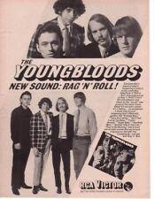 1967 Youngbloods Album Advertisement