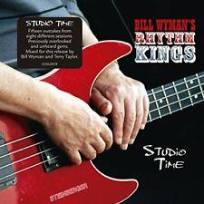 Bill Wymans Rhythm Kings - Studio Time [CD]