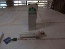 EZ indoor Garden herb grow light bulb NOS 3U 30W 120V 6400K 60HZ E27 1600LM 429