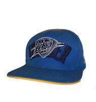 Oklahoma City OKC Thunder NBA Adidas Snapback Hat Cap