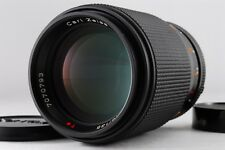 Contax CarlZeiss Sonnar T* 135mm f/2.8 MMJ MF CY Mount from Japan #155 【Mint !!】