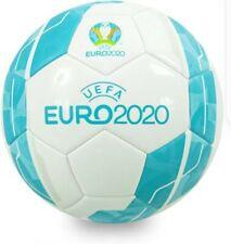 UEFA EURO 2020 VORTEX BALL SIZE 5 WHITE BLUE BNWT