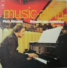 PIM JACOBS & ROGIER VAN OTTERLOO - MUSIC-ALL-IN - LP
