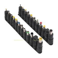 #QZO 1 Set DC 5.5 x 2.1mm Female Jack to 23 Multi Type Power Plug Connector Ad