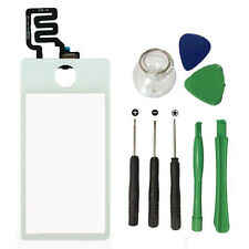 For iPod Nano 7th Gen 7 Touch Screen Glass Digitizer White Fix Part w/ Tools