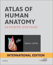 New - Atlas of Human Anatomy by Frank H. Netter 7th INTL ED