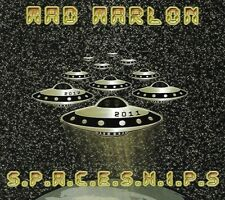 S.P.A.C.E.S.H.I.P.S. by Mad Marlon (CD, 2010, Madworld Records)