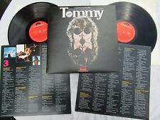 WHO double lp set TOMMY soundtrack OUT-STANDING!! look un-played Polydor 2335093