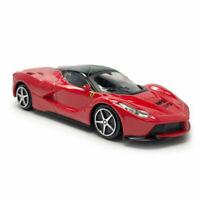 Ferrari LaFerrari 2013 1/43 Model Car Alloy Diecast Toy Kids Collection Gift Red