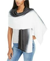 INC Ombré Shine Pashmina Scarf Black One Size $36 - NWT