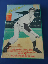 1950 Bob Feller Big League Baseball Game