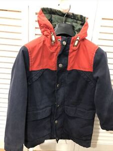 OLD NAVY Boy Hooded Jacket Size 6/7