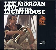 LEE MORGAN-LIVE AT THE LIGHTHOUSE. COMPLETE 3-CD/BOOK/ORIGINAL BLUE NOTE BOX SET