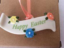 Longaberger 2010 Happy Easter Tie on -
