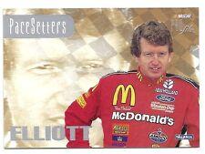 Bill Elliott, 1997 Skybox Profile Pace Setters Card, # E3,  NASCAR