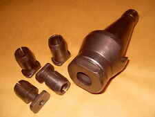 Clarkson 40Int S Type Small Collet Chuck With 4 Imperial Collets - As Photo