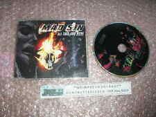 CD Punk Mad Sin - All This And More (1 Song) MCD / POLYDOR