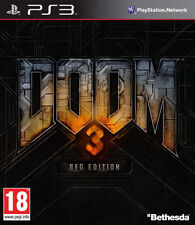 Doom 3 ~ PS3 (in Super Zustand)