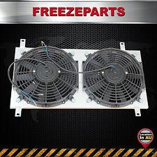 For Mazda Miata MX-5 MX5 Aluminum Radiator Shroud Fan 1990-1997