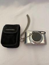 Toshiba PDR 3320 3.2MP Digital Camera - Silver, Tested