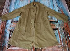 Mens Vintage Burberry Tan Trench Coat