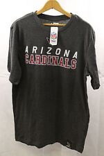 NFL Arizona Cardinals T Shirt Team Apparel Gray Size L Unisex e272e6ea3
