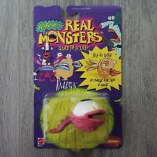 90s Aaahh Real Monsters Kaluga Toy Action Figure Nickelodean Mattel 1995 RARE