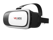 VR Box 3D Virtual Reality Brille Headset Kopfband für iPhone SAMSUNG Google NEU