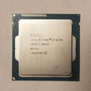 Intel Core i5  4570S (2.9 GHz)