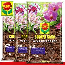 COMPO SANA® 3 x 10 l Orchideenerde