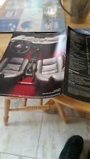 1990 Alfa Romeo Quadrifoglio Spider Veloce Graduate Convertible Brochure