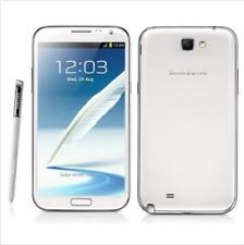 Unlocked Samsung Galaxy Note II GT-N7100 16GB 8MP Smartphone Radio NFC - White