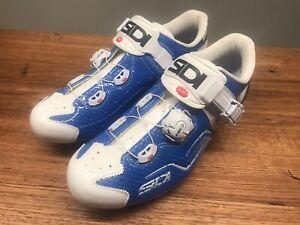 NEW Sidi Wire Carbon Shoes Cycling shoes size 43 BNWOB