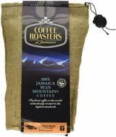 Coffee Roasters of Jamaica - 100% Jamaica Blue Mountain Whole Bean Coffee